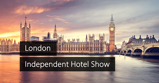 Independent Hotel Show - London